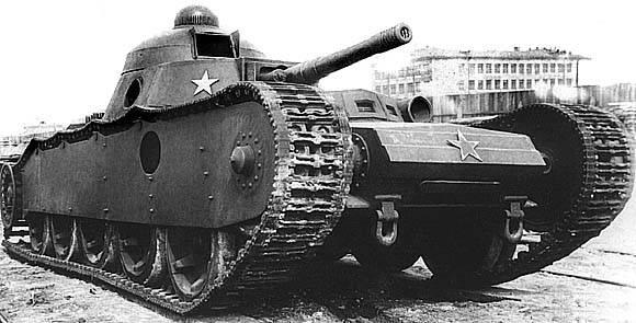 Пять необычных советских экспериментальных танков