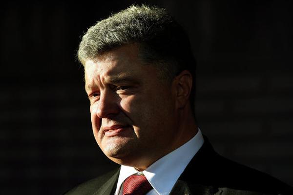 В печали только Порошенко: э…