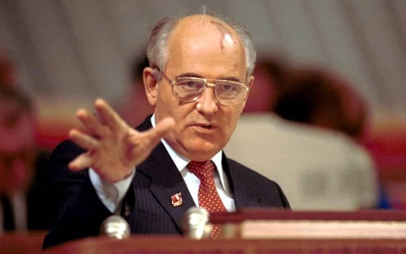 Советский Союз угробил не Горбачев