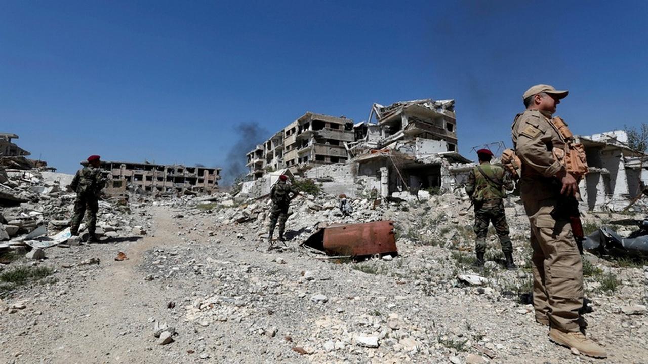 Contra Magazin усмотрел признаки инсценировки химатаки в Сирии