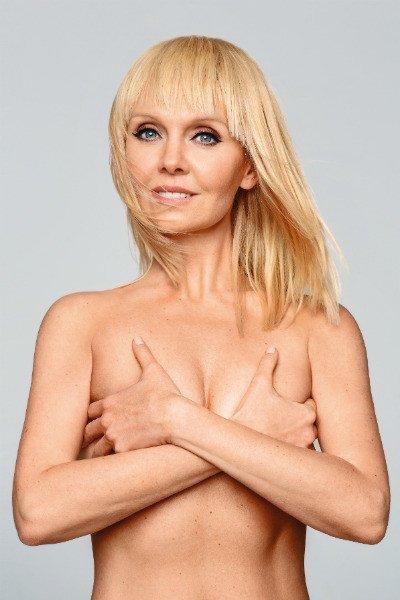 Валерия очумела!? 50-летняя Валерия решила шокировать публику голой.