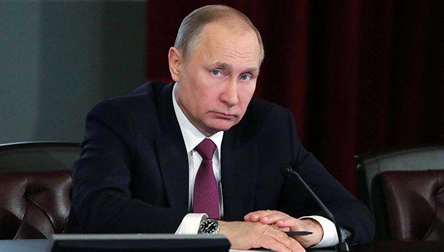 Владимир Путин решил проблем…
