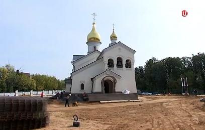 Собянин: Москва продолжит оказывать поддержку в строительстве храмов и реставрации памятников