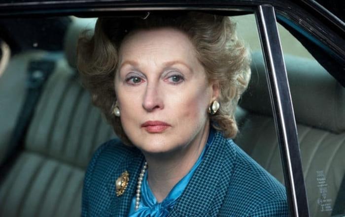 Мерил Стрип в образе Маргарет Тэтчер. *Железная леди*, 2011 | Фото: kino-teatr.ru