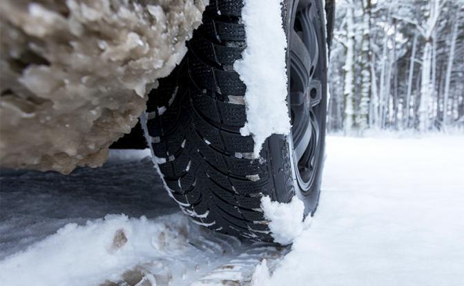 Как зимой уберечь автомобиль от повреждений