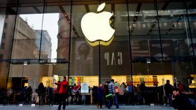 В Китае iPhone назвали угрозой национальной безопасности