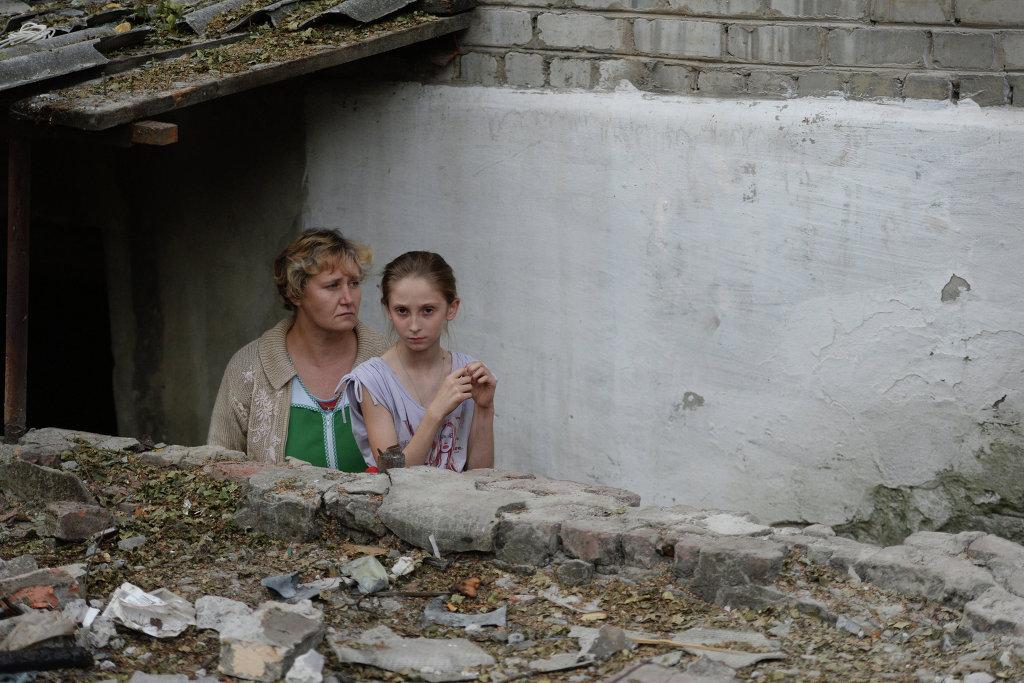 Израненные войной-2. Донецк