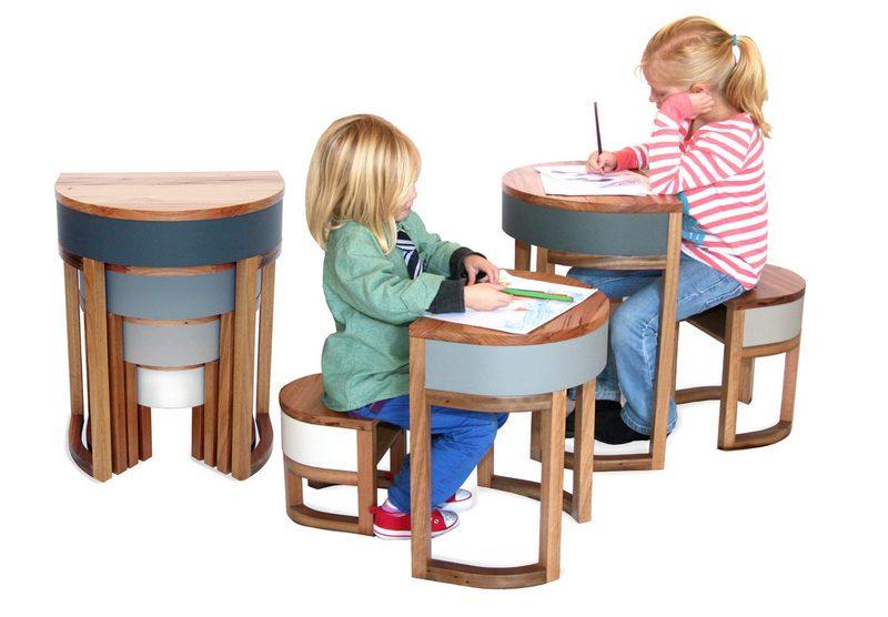 Наборы мебели: детские столи…