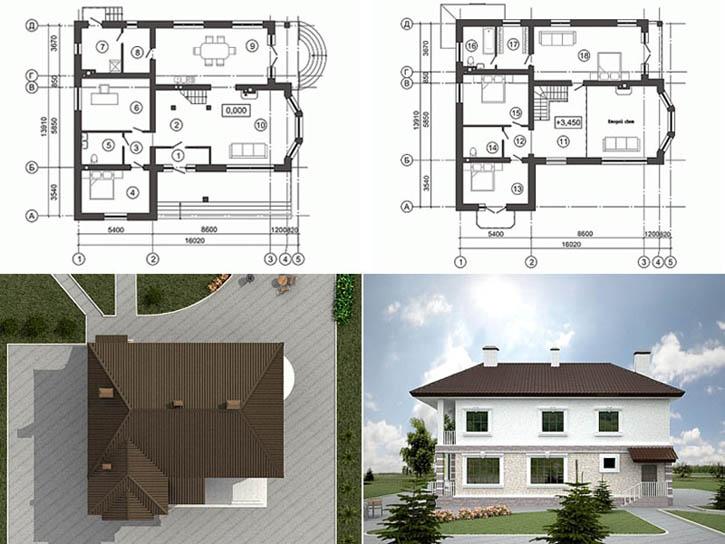 C чего начать строительство дома: этапы работ