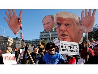 AT: лидеры США встречались с «тиранами» и раньше, но предателем почему-то сделали только Трампа