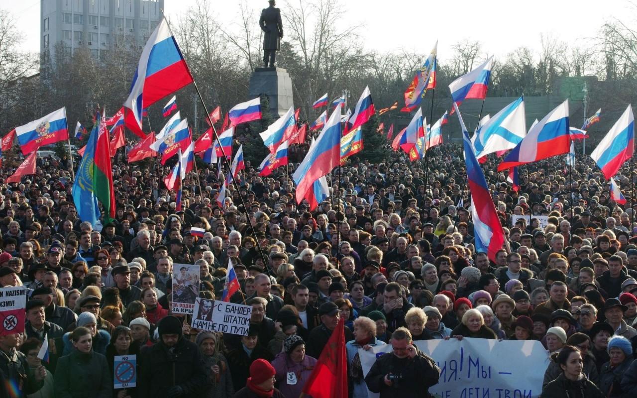 Флагман «крымской весны» идет ко дну