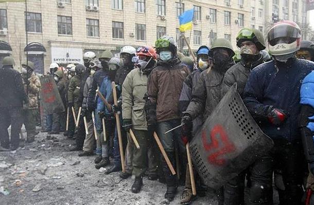 """""""Правый сектор"""" выходит на охоту"""