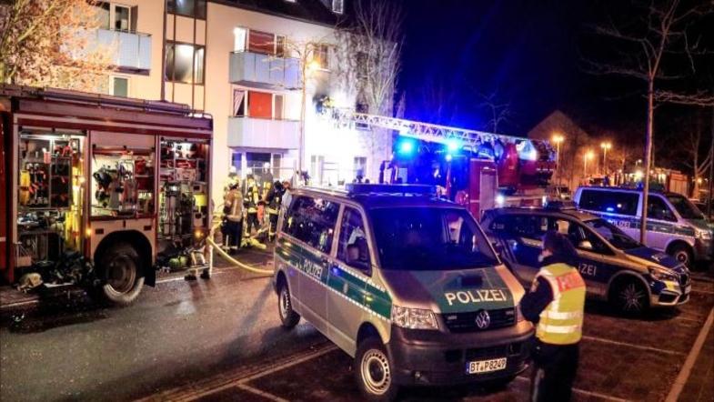 В немецком центре для мигрантов вспыхнули бунты
