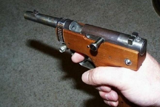Самопалы: боевые пистолеты, сделанные на коленке