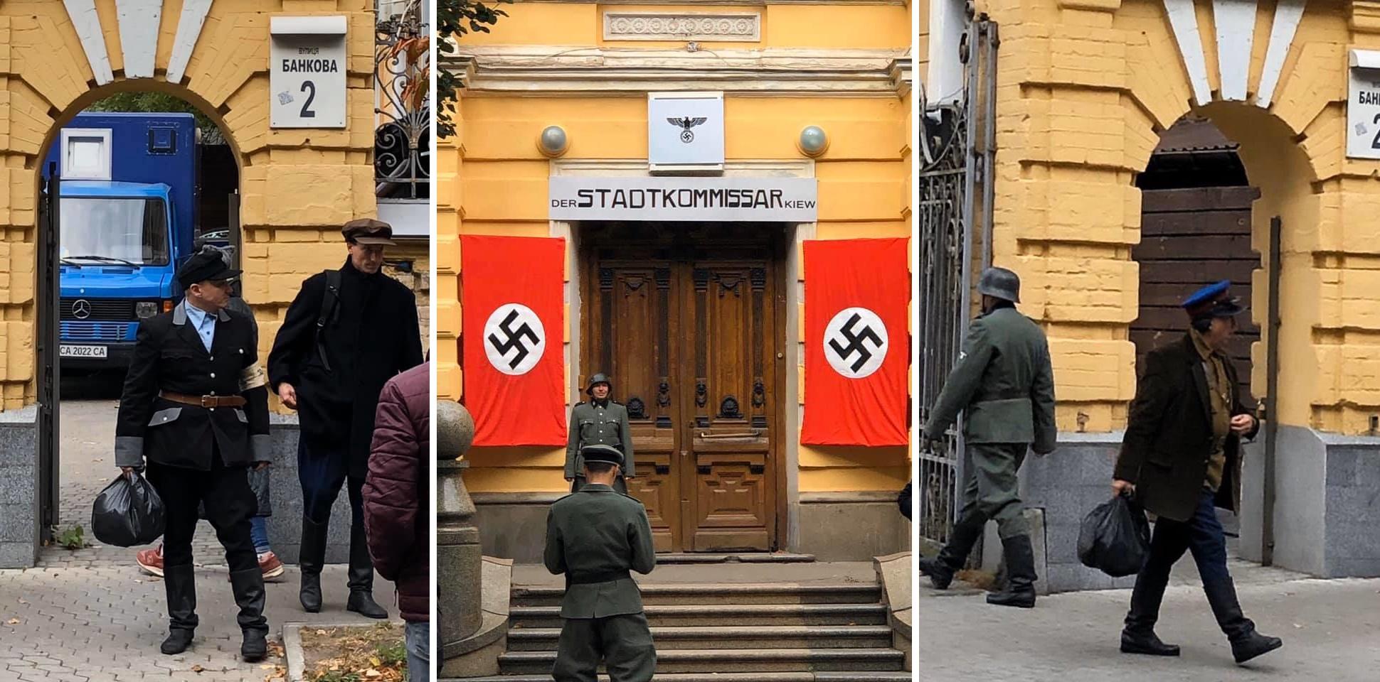 У администрации Зеленского орудуют каноничные фашисты