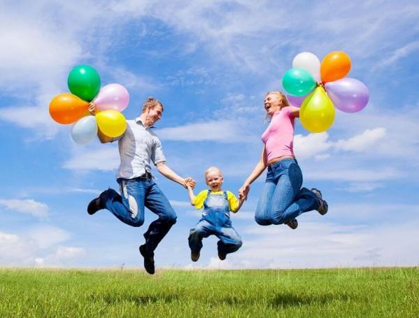 Праздник для детей и их роди…