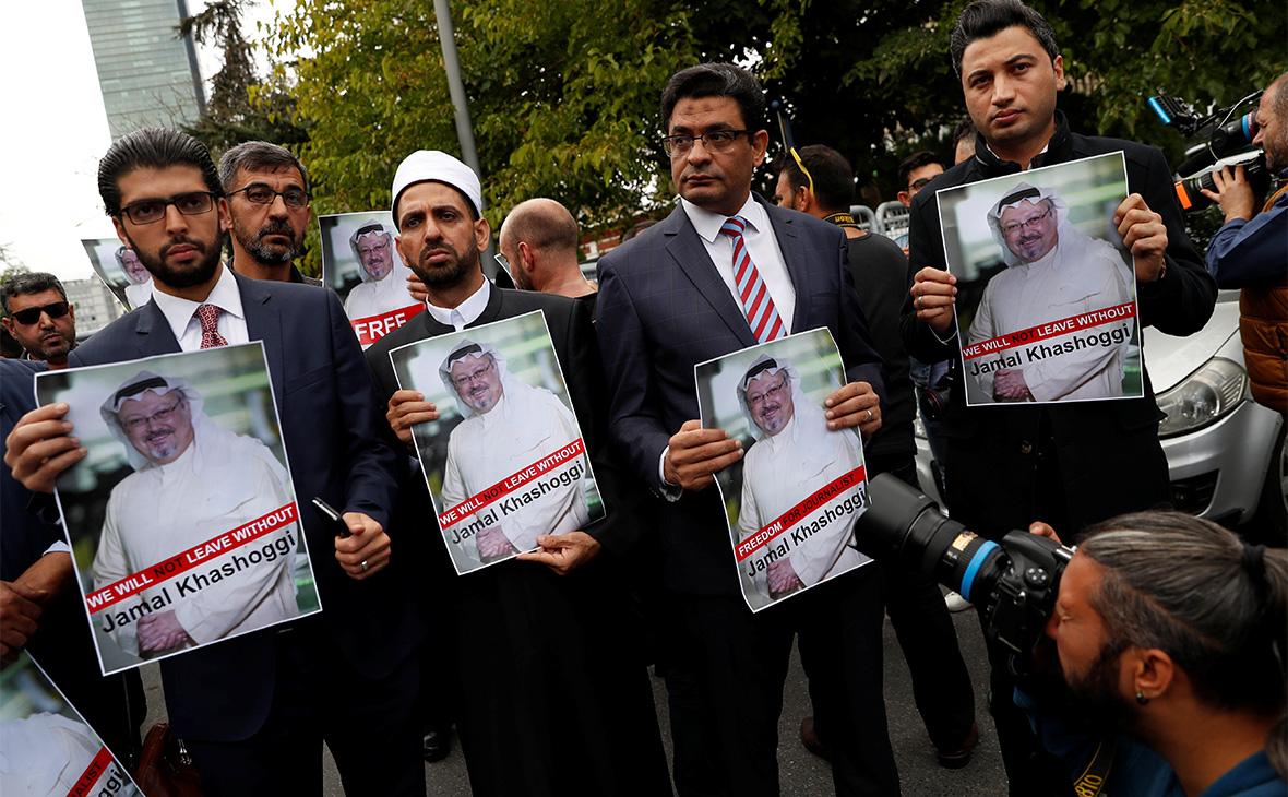 Исчезновение журналиста угрожает американо-саудовским оружейным мегасделкам