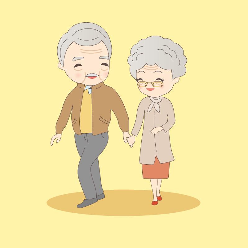 Анекдот про пожилых супругов…