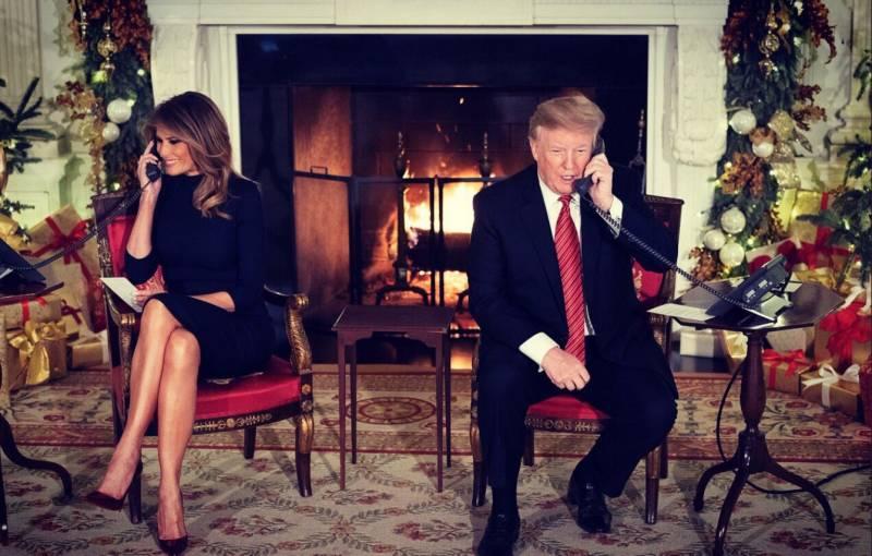 С Новым годом, мистер Трамп!