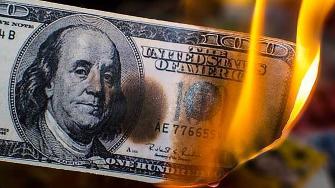Доллар движется к краху по с…