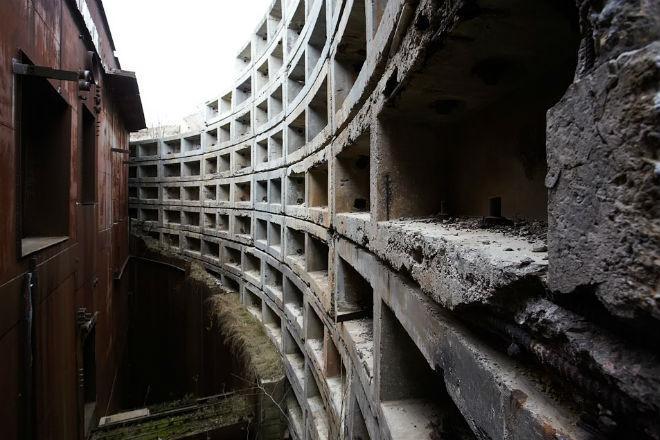 Секретный бункер Горбачева: 9 этажей под землей