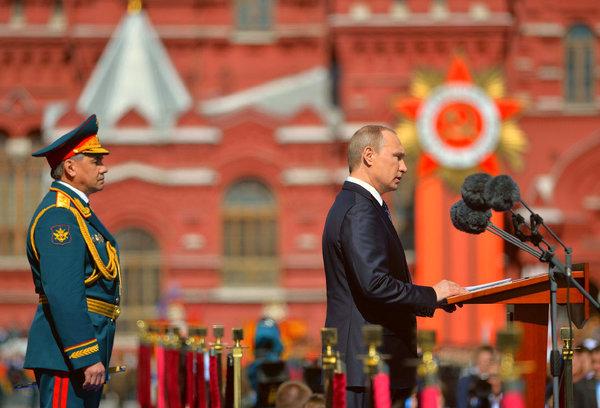 Иностранцы о торжественном открытии Парада 9 мая: «Видя это понимаешь, что Россия - это Спарта XXI века»