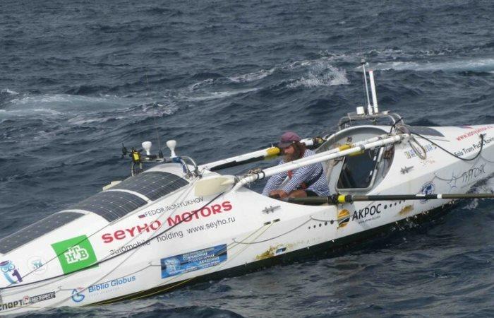 Через Тихий океан на веслах: на какой лодке Федор Конюхов совершил свое самое рисковое путешествие