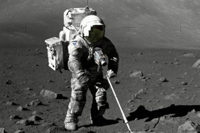 Лунная пыль изменяет ДНК