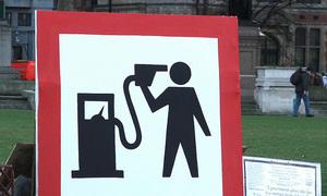 Бензину назначили цену - 36,5 рубля за литр