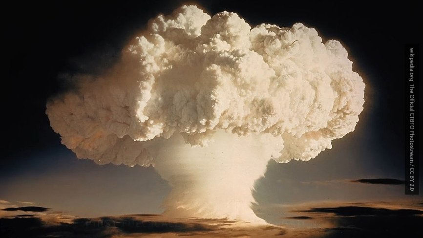 МО РФ опубликовало видео о системе контроля ядерных испытаний