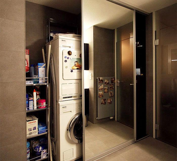 Идеи шкафов, которые освободят место в комнате и заставят ее казаться больше