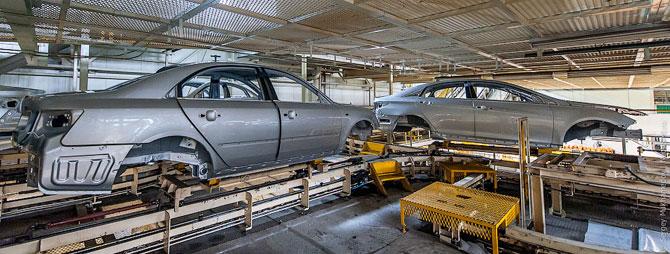 Корейский завод корейских автомобилей