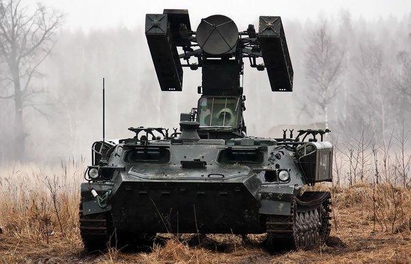 Боевая машина 9А34 ЗРК Стрела-10. Фото: Виталий Кузьмин