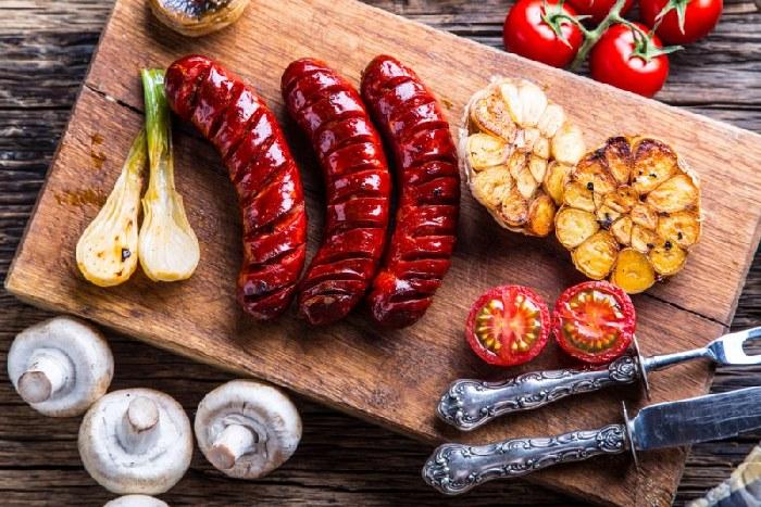 5 вкусных блюд с сосисками. , вкусно и быстро.Недорого