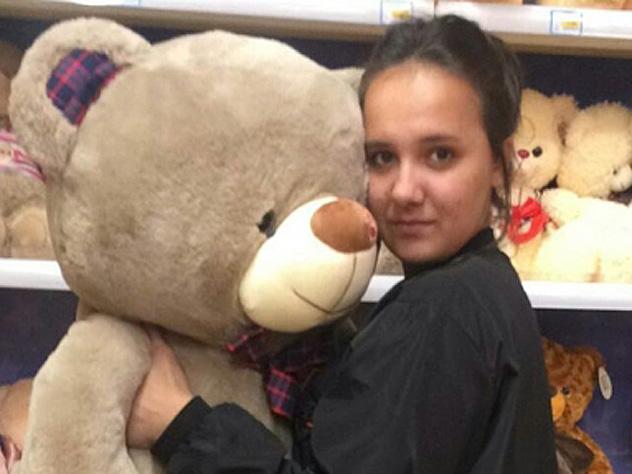 15-летняя школьница на Камча…