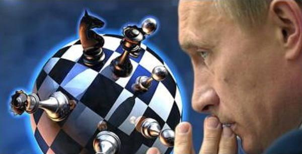 Запад боится ходов Путина