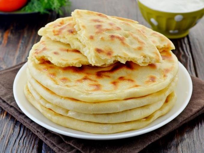 Обалденные лепёшки - из картофельного пюре - Smak.ua