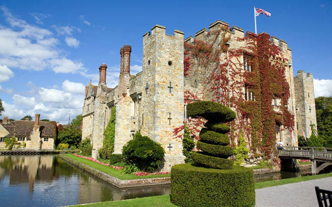 Прекрасные замки Британии