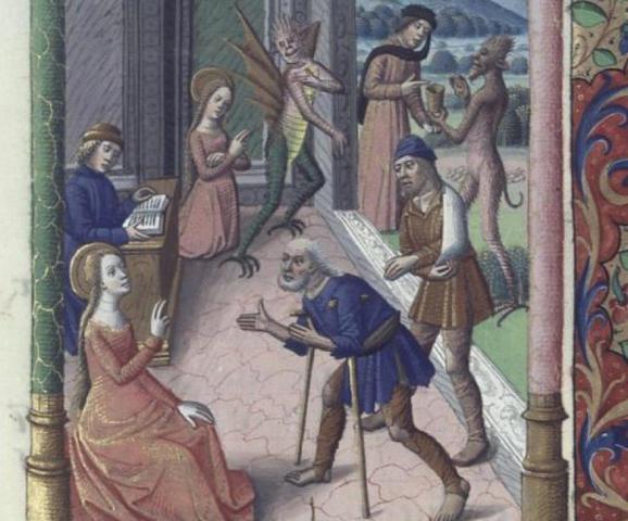 Защитники от злых чар: День памяти священномученика Киприана и святой мученицы Иустины