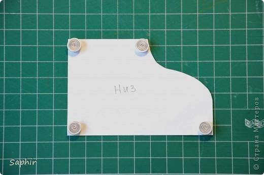 Мастер-класс Квиллинг: ЕЩЁ РАЗ ПРО...Пошаговый мастер-класс Бумажные полосы. Фото 6
