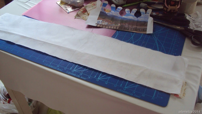 Текстильная корзинка из пасхальных зайцев. Мастер-класс (7) (700x393, 236Kb)