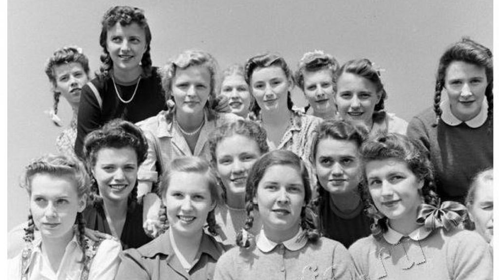 Женское лицо Второй мировой: ретроспектива развития и состояния моды в годы войны