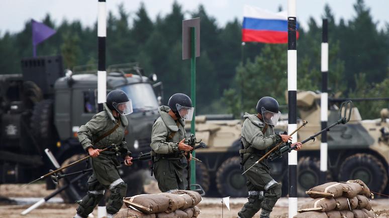 News.com.au: Россия укрепляет Калининград — свой нож у горла НАТО