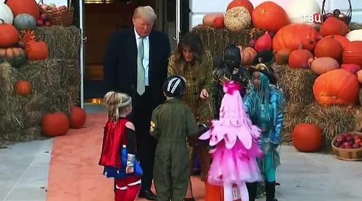 Специальный репортаж: Трамплантация Америки, 12.11.18