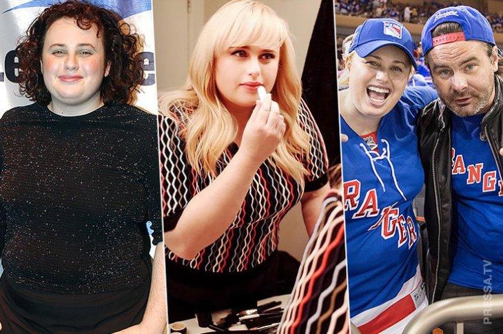 Ребел Уилсон - самая харизматичная толстушка Америки