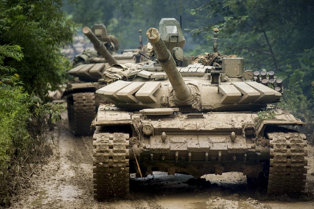 На замену танков Т-72 в Индии: Т-14 «Армата» или К-2 «Черная пантера»