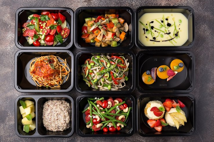 Меню в Великий пост, как питаться без вреда для здоровья