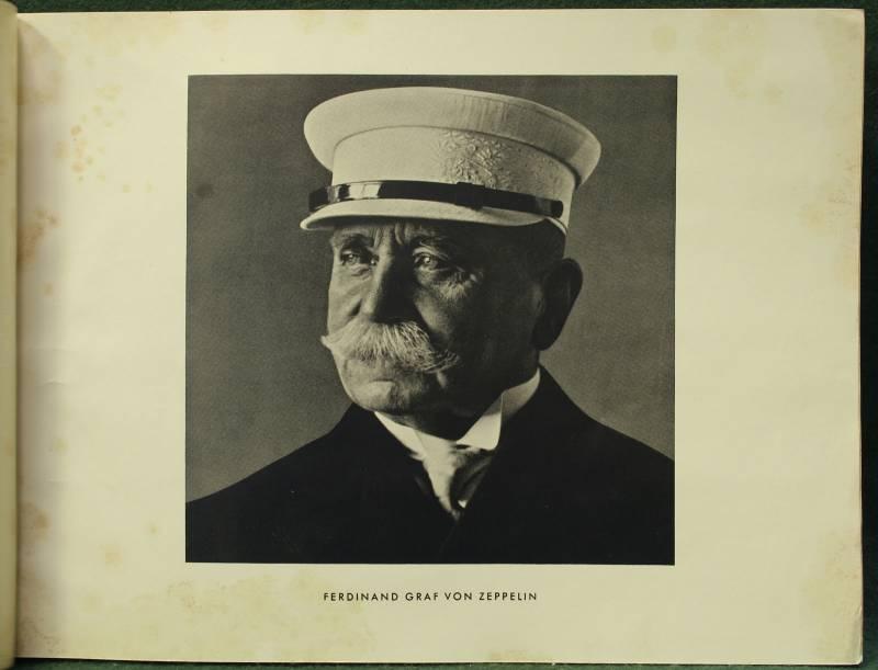 Фердинанд фон Цеппелин: борьба со стихией длиною в жизнь