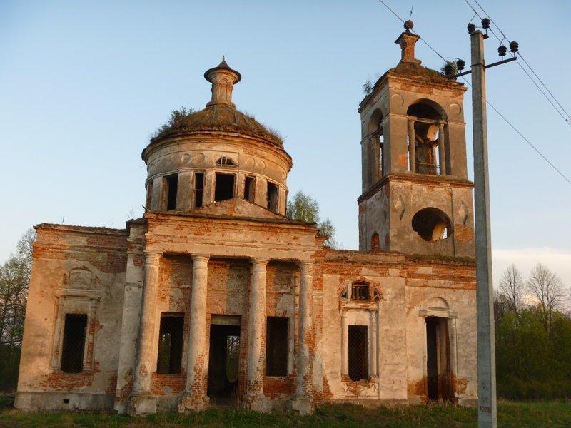 Старый храм памятники архитектуры, путешествия, храмы