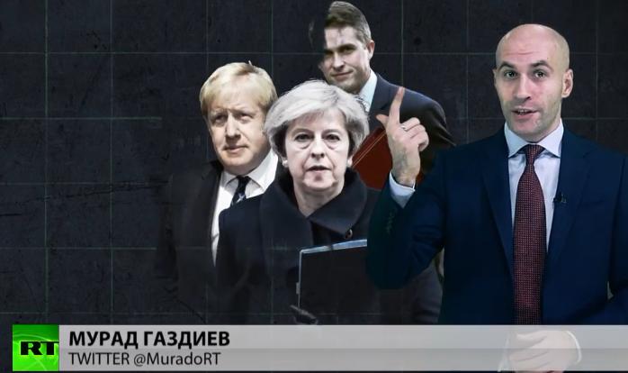 Сохраняйте спокойствие и вините Россию: британский МИД запутался в деле Скрипаля